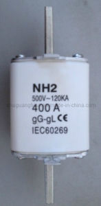 Nh2 415V 400A LV HRC Knife Type Fuse pictures & photos