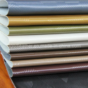 High Quality Furniture Semi-PU Leather (QDL-FS014) pictures & photos
