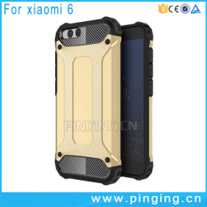 Rugged Impact Hard Cell Phone Case for Xiaomi Mi6 Mi 6 pictures & photos