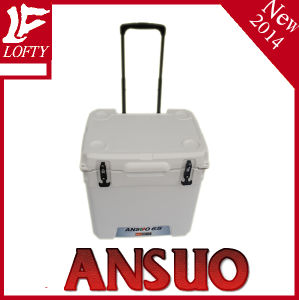 Ice Box with Wheels 65L