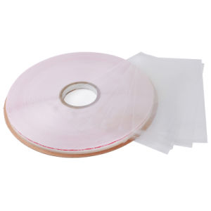 Finger Lift Double Sided Resealable Bag Sealing Tape pictures & photos