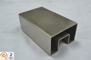 Stailess Steel Pipe for Glass pictures & photos