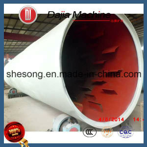 Rotary Dryer/Drying Machine/Drying Equipment Used for Stoving Mineral, Slag, Clay, Limestone, etc pictures & photos