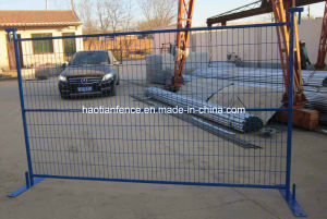 Powder Coated Welded Temporary Fencing Panel pictures & photos