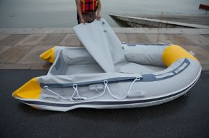 Air Mat Floor PVC Boat/Fishing Boat/ Rubber Boat/ Rowing Boat pictures & photos