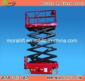 Self-propelled Vertical Scissor Lift pictures & photos