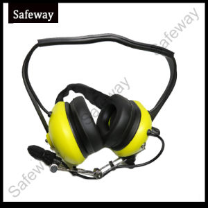 Headband Noise Cancelling Headset for Wouxun Walkie Talkie pictures & photos