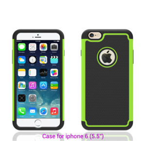 Gypsophila Diamond Mobile/Cell Phone Plastic PC Cover Case for iPhone 6 Plus pictures & photos