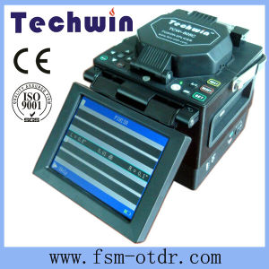 Hot Sale Digital Fiber Optical Fusion Splicer Tcw-605c pictures & photos
