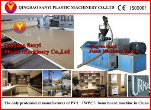 Plastic Machinery for PVC/WPC Celuka Foam Board pictures & photos