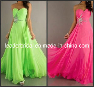 Chiffon Sweetheart A-Line Colourful Bridesmaid Dress B14628 pictures & photos