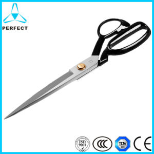 Factory Price Professional Hight Quality Black Tailoring Scissors pictures & photos