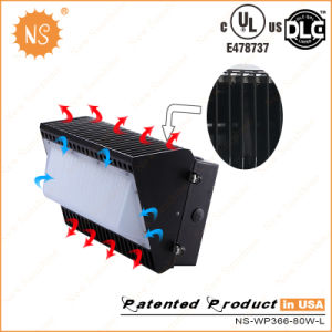 UL Dlc Outdoor Used LED Wall Pack