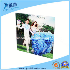 Square Glass Photo Frame with Stand pictures & photos