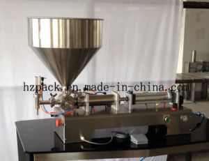 Pneumatic Paste Filling Machine Filler (G1WG100) pictures & photos