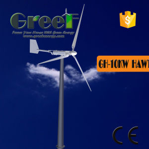 10kw Electric Generating Windmills for Sales Alibaba China pictures & photos