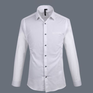 100%Cotton/Men′s Casual/Can Be Customized/Men′s Shirt