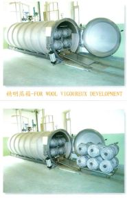 Kszx Stainless Steel Yarn Conditioning Machine pictures & photos