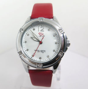 Women′s New Style Alloy Watch Fashion Cheap Hot Watch (HL-CD038) pictures & photos