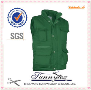 Protective Safety Working Vest for Work Wear pictures & photos