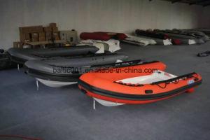 Fiberglass Hull Inflatable Work Boat 470 Ce Rib