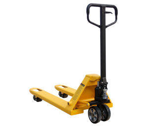 Good Quality Hydraulic Pallet Truck Cbyi1.0 pictures & photos