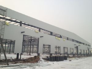 Low Cost Economic Steel Structure Workshop pictures & photos