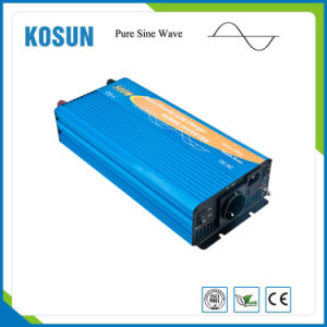 Uninterruptible Power Supply 500W Pure Sine Wave Inverter with Charger pictures & photos