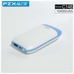 Model Pzx-C148 Factory Direct Sale 10400mAh Power Bank for Mobile Phones pictures & photos