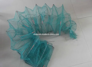 Nylon Multifilament Fish Net/Fishing Net/Fish Farming Cage Net pictures & photos