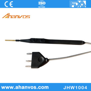 Disposable Electrosurgical Unit Hand-Control Pencil pictures & photos