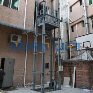 4 Floors Hydraulic Chain Lift Platform pictures & photos
