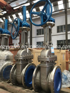 """API600 18"""" Class150 CF8 Stainless Steel Gate Valve pictures & photos"""