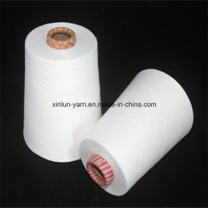 40s Polyester/Cotton Blended Yarn for Weaving pictures & photos