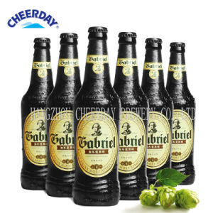 418ml 4.3%Abv Wholesale China Gabriel Black Beer pictures & photos