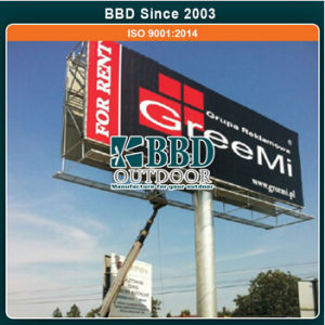 Advertising Outdoor Highway Large Double Sided Cheap Billboards