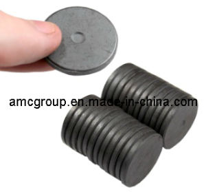 FM-46 Disc Ferrite Magnet Y30bh From China Amc pictures & photos