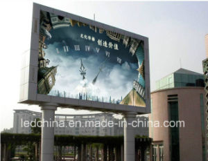 Outdoor 3535SMD pH10mm LED Advertising Billboard pictures & photos