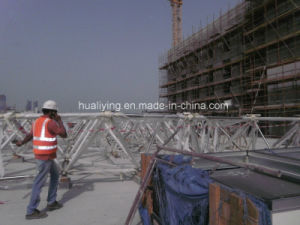 Stainless Steel Space Grid Structure in Guangzhou pictures & photos