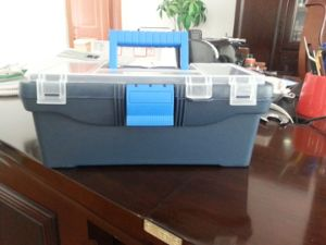 Plastic Tool Box Set for Storage (SF-G711-G717) pictures & photos