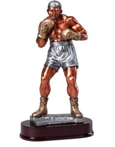 Bronze Boxing Figurine for Sport Souvenir pictures & photos