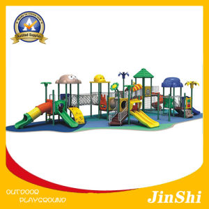 Animal World Series Children Outdoor Playground, Plastic Slide, Amusement Park GS TUV (DW-002) pictures & photos