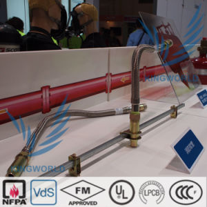 Nominal Assembly Lengths Flexible Sprinkler Hose Stainless Steel UL FM pictures & photos
