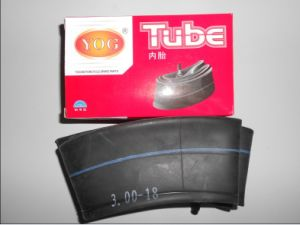 Yog Spare Parts Motorcycle Innder Butyl Tubes Tr4 Tr87 300 17 300 18 325 18 400 18 275 17 250-17 All Size pictures & photos
