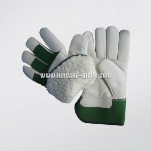 Acrylic Lined Winter Work Glove pictures & photos