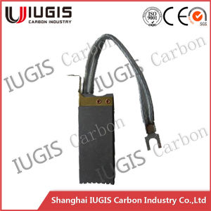 Mg1157 Carbon Brush for Wind Power Plant Motor Generator Use pictures & photos