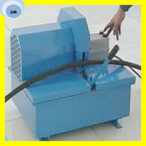 Rubber Tube Cutting Machine Hydraulic Hose Cutting Machine pictures & photos