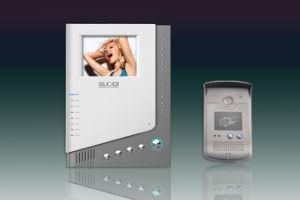 Color Video Door Phone Model B02e06 for Villa (B02E06)
