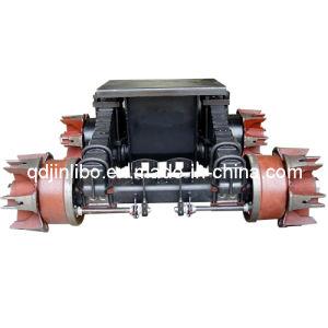 32 Ton Spoke Suspension Axle for Trailer/Semi-Trailer Suspension pictures & photos