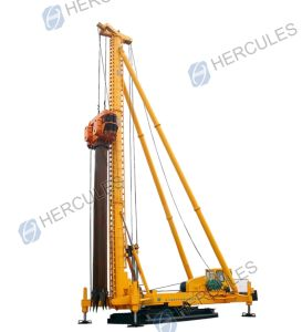 Vibration Gravel Sinking Tube Piling Machine pictures & photos